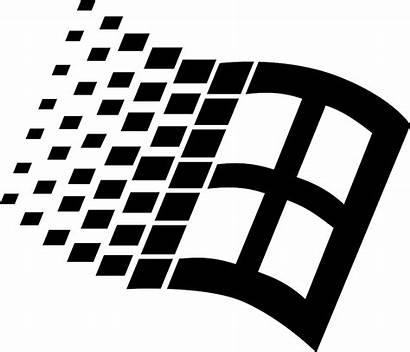 1995 Windows Svg Wikia Microsoft Logos Wiki