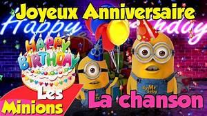 Carte Anniversaire Pour Enfant : la chanson pour f ter ton anniversaire youtube ~ Melissatoandfro.com Idées de Décoration
