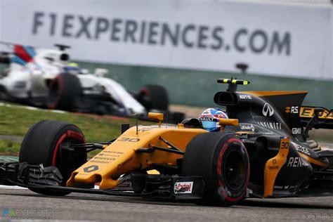 Jolyon Palmer Renault Shanghai International Circuit