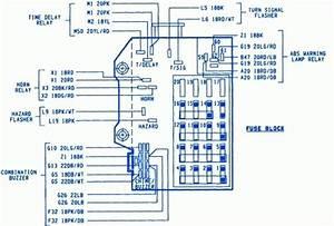 1992 Dodge Dakota Fuse Box Diagram