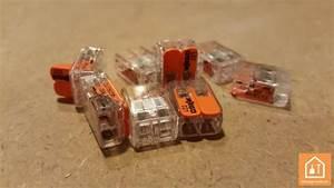 Domino Electrique Wago : utiliser un domino lectrique ou un connecteur wago ~ Melissatoandfro.com Idées de Décoration