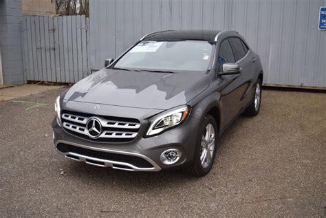 4matic suv, canyon beige metallic. New 2018 Mercedes-Benz GLA GLA 250 4MATIC® SUV SUV in Maplewood #8N10084 | Mercedes-Benz of St. Paul