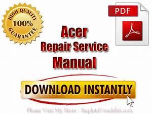 Acer Aspire 4730z Service Manual