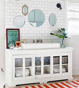 14 Ideas for a DIY Bathroom Vanity