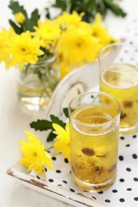 teh bunga kekwa masam manis