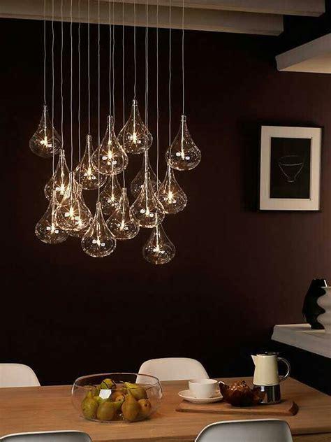 dangle cluster ceiling lights