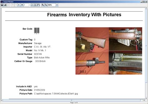 gun inventory template charlotte clergy coalition