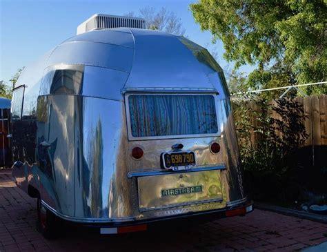 airstream trailers  sale  california