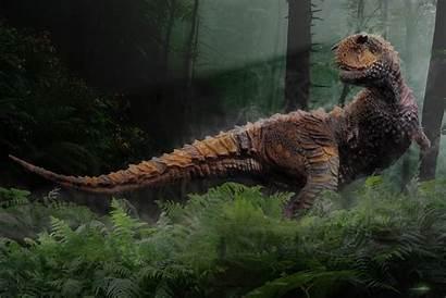 Jungle Prehistoric Dinosaur Wallpapers Wallpapersafari