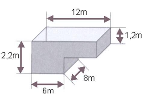 zusammengesetzte koerpern mit geradlinigen kanten