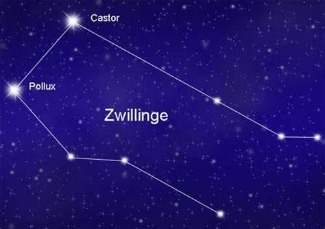 Sternbild Zwilling Mann by Sternbild Zwillinge Zwilling Infos Zu Lage Und Sichtbarkeit