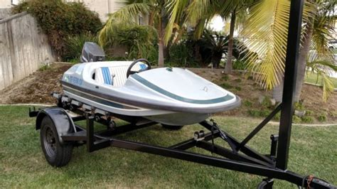 Mini Pontoon Boats For Sale In Florida by Addictor Mini Speed Boat For Sale In Oceanside California