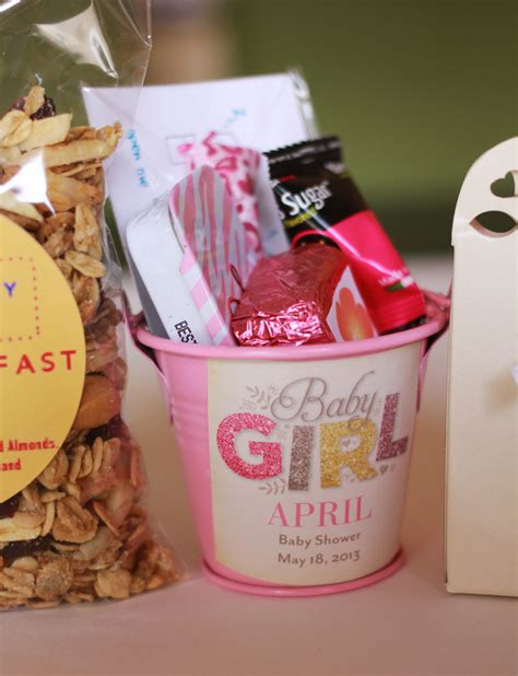 Giveaways For Baby Shower - baby shower favors april golightly
