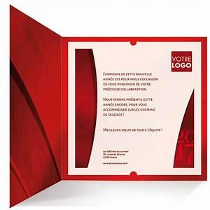 Modele Carte De Voeux : exemple texte carte de voeux pour relation professionnelles ~ Melissatoandfro.com Idées de Décoration