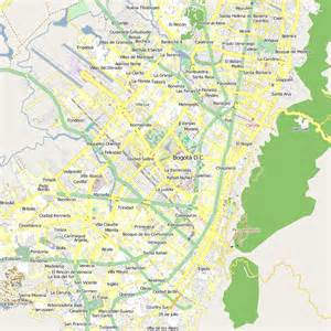 Manizales Colombia Map