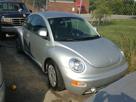 2000 Volkswagen Beetle 1 8 Turbo by Sell Used 2000 Volkswagen Beetle Gls Hatchback 2 Door 1 8l