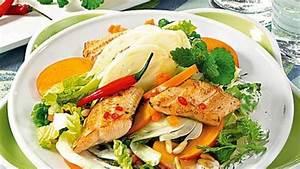 Bild Mit Geburtsdaten : salat mit saibling ~ Frokenaadalensverden.com Haus und Dekorationen