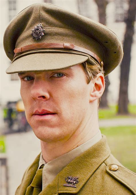 Benedict Cumberbatch Parade's End