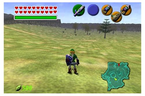 download ocarina of time rom