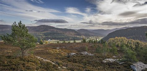 landscapes scenery cairngorms national park authority