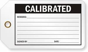 calibration tags buy inspection tag with customizable With calibration tag