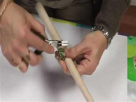 schmuck selber machen ring aus aludraht basteln mit