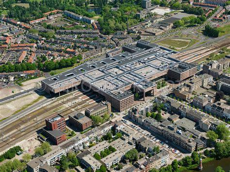 aerial view | The Breda Railway Station (Station Breda ...