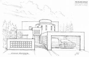Architecture House Drawing Simple On Architecture In ...