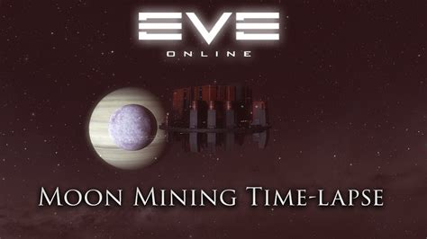 Moon Mining Time Lapse