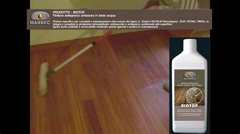 Prodotto per il trattamento del legno e parquet: BIOTOP