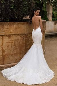 25 best ideas about mermaid wedding dresses on pinterest With open back mermaid wedding dresses