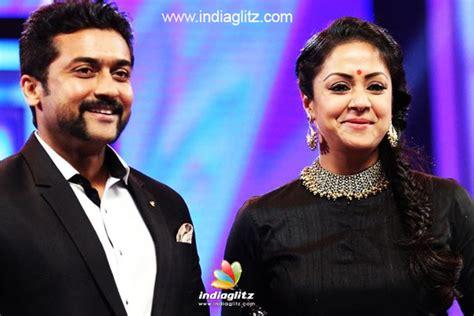 pictures of jyothika and surya surya jyothika latest news www pixshark images
