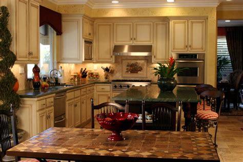 rustic tuscan kitchen