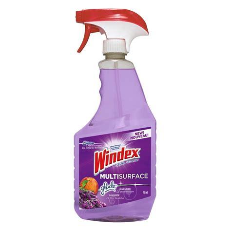 Amazon.com: Windex Multi-Surface Cleaner Spray, Lavender