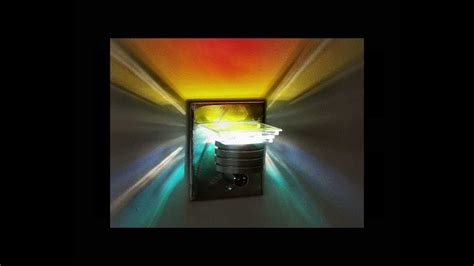 gci led dichroic wall light youtube
