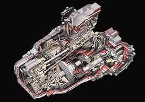 Audi A4 2015 B8 S Line Multitronic Cvt Gearbox