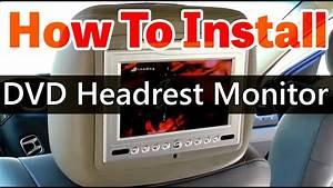 Invision Dvd Headrest Wiring Diagram