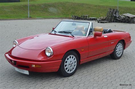 Alfa Romeo Spider 20  1992 Stelvio