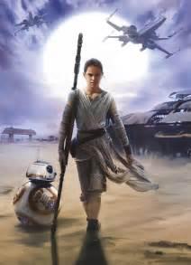 Star Wars Force Rey Awakens