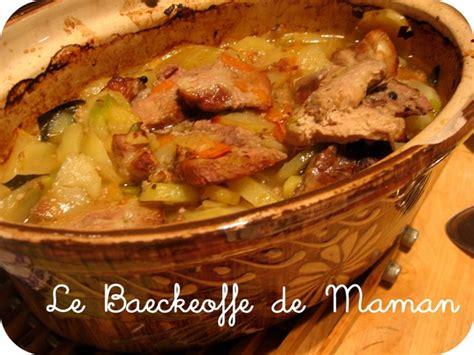 recettes cuisine alsacienne traditionnelle popotte entre potes deuxième recette alsacienne le baeckeoffe de maman