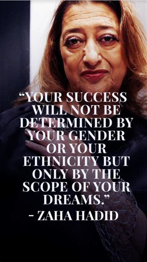 """your Success Will Not Be Determined By Your Gender Or"
