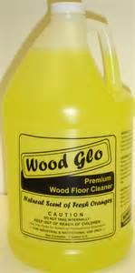 sl 321 orange wood glo floor cleaner