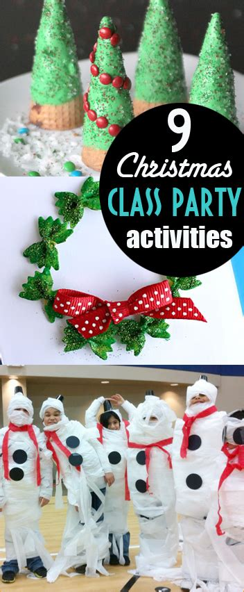 christmas class party ideas page 7 of 10 paige s party