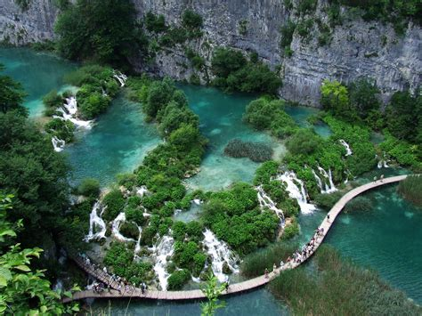 Plitvice Lakes National Park Certain Days To Nowhere