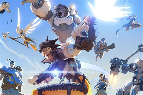 overwatch comics    mobile makeover coming