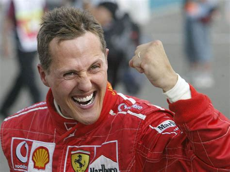 Michael Schumacher by Wallpapers Formula 1 Racer Michael Schumacher