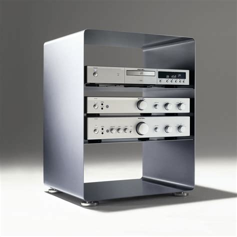 Hifi Möbel by M 252 Ller M 246 Belfabrikation Rw 600 Hifi Rack