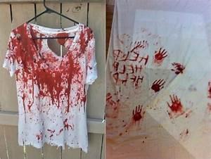 Gruselige Halloween Deko Selber Machen : kunstblut selber machen originelle dekoideen zu halloween ~ Yasmunasinghe.com Haus und Dekorationen