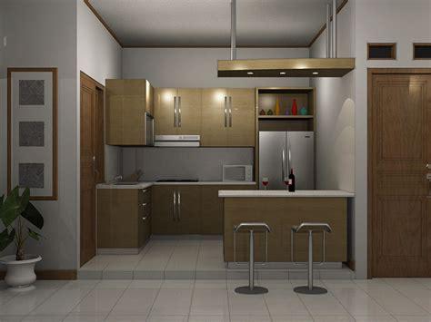 tips membuat  dapur rumah minimalis harum gambar