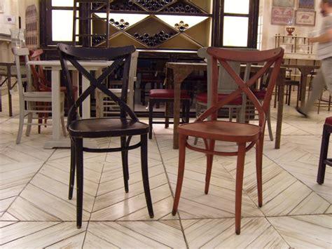 fabricant de chaises chaise bistrot bois